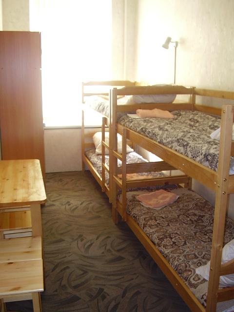 Хостел Base Camp в Петербурге